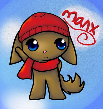 Cool Manx by TheCreatorOfSoften