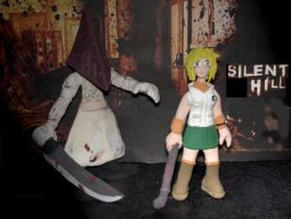 Silent Hill by axelgnt