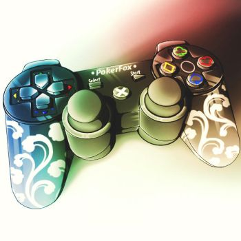 My Dream controller by Mayfawn