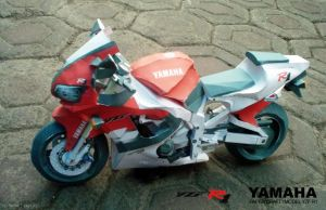 yamaha paper folding 2 by fikriw