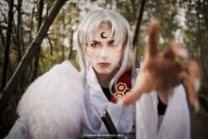 Sesshomaru Cosplay, Inuyasha by hakucosplay