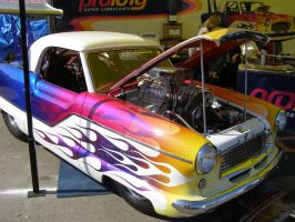 Nash Metropolitan Drag car by Jetster1
