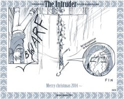 The intruder p24/24 by Keidensan