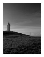 the tower of hercules by JohnnyMarbelo