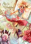 Alice in wonderland by RikkuHanari
