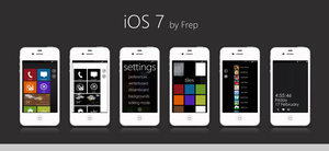 iOS 7 for DreamBoard by Frep90