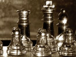 Chess Wallpaper 3 by dugonline