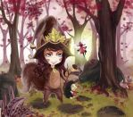 Squirrel Lulu - League of Legends EUW Yordle Event by kapiheartlilly