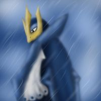 Empoleon-Lone Winter by Shinkou-san
