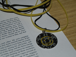 Sherlock - Smiley Face Necklace by Pia-CZ