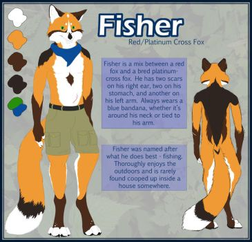 Fisher Ref by Wolfie-101