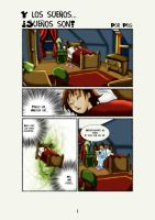 Comic Pag. 1 by anapeig
