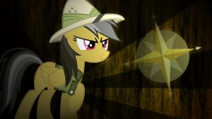 Daring Do by Borkky