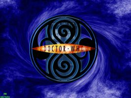 Doctor Who Vortex Wallpaper by Janna-Hawkins