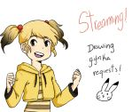 STREAMING! by MaggieSoup