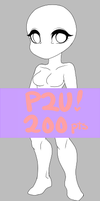 P2U Basic Pose Base 4 200pts/$2 by rap1993