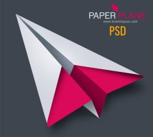 Paper Plane - inventlayout.com by atifarshad