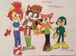 Christmas gift Team Radical (by Reece) by mastergamer20