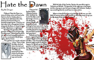 Hate the Dawn - Article by Possessed-Puppet