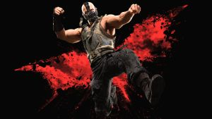 The Dark Knight Rises Bane by vgwallpapers