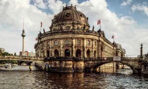 Bode Museum - Color Version by pingallery