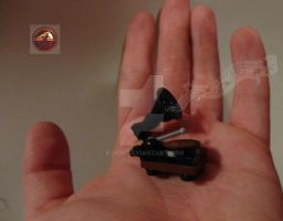 My Lego Gramophone by k-h116