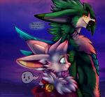 [Gift] A night to remember by MystikMeep