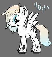 Adopt Pony 1 -Closed- by DancingWithDreams