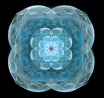 Fractal Fossil by Lady-Compassion