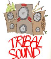 Tribal Sound by Lovecommamachine