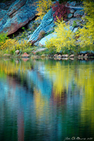 A Quiet Morning In Fall by kkart