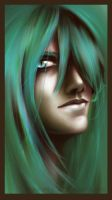 One Half Of The Twins- EMERALD by albyon