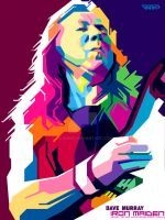 .: Dave Murray WPAP :. by gilar666