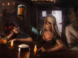 Beer by GreyHues