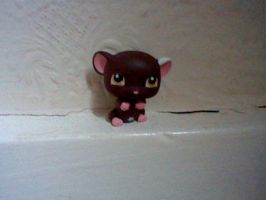 LPS Dark Chocolate Mouse by ButchxButtercup1996