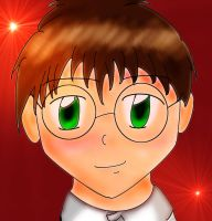 Harry Potter by Chibifrijja