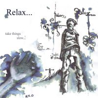 relax... by IamINCOGNITO