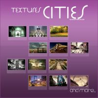 TEXTURES CITIES by lolacreations