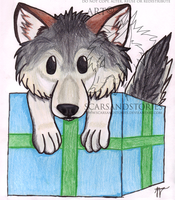 Wolfie In A Box by ScarsAndStories