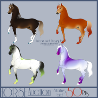 Adoptables auction- DEADLINE 25 october by BH-Stables