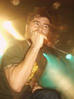 Alexisonfire's George Pettit by caughtbycamera07