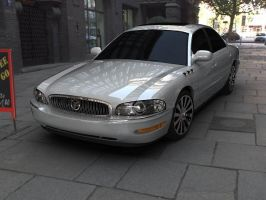 buick park avenue by mrajeev1