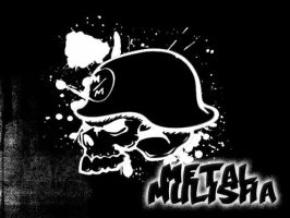 Metal Mulisha by noizkrew