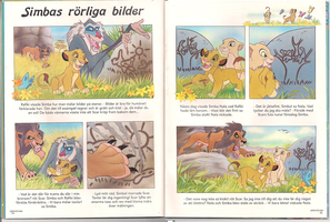 Made by Disney-Simbas Moving Pictures page 1 and 2 by CatDasher