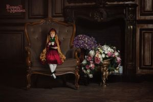 Rozen Maiden: Tea by Aster-Hime