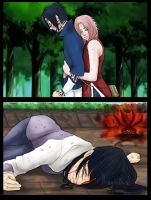 NaruHina + SasuSaku - The reason why.. by shamylicious