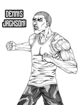 Chapter: 2 - Cover Page! - Dennis Jackson by Max-Manga