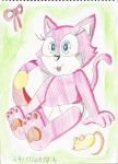 Beatriz the baby cat =3 by CAPTAIN-CHETO