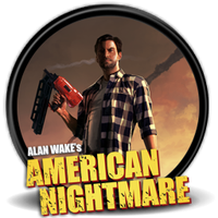 Alan Wake's American Nightmare - Icon by Blagoicons