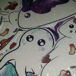 Animal Galaxy Stickers by MooniesLove